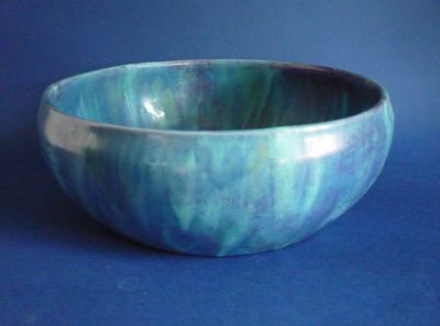 Minton Hollins & Co. 'Astra Ware' Pottery Bowl c1920